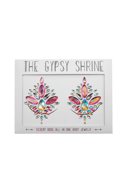 The Gypsy Shrine Desert Rose Boob Jewels