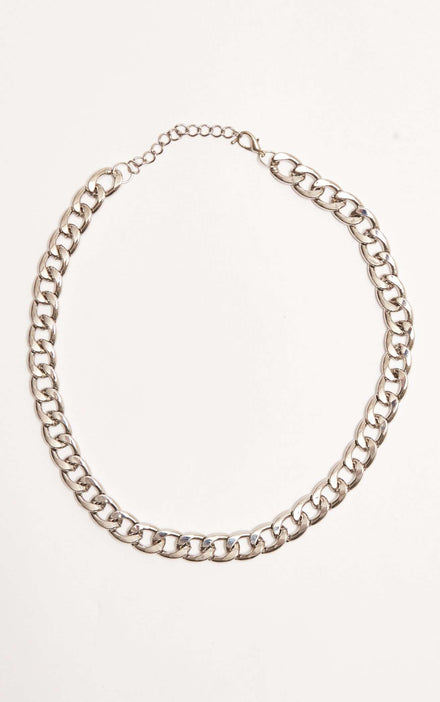 Chunky Silver Chain