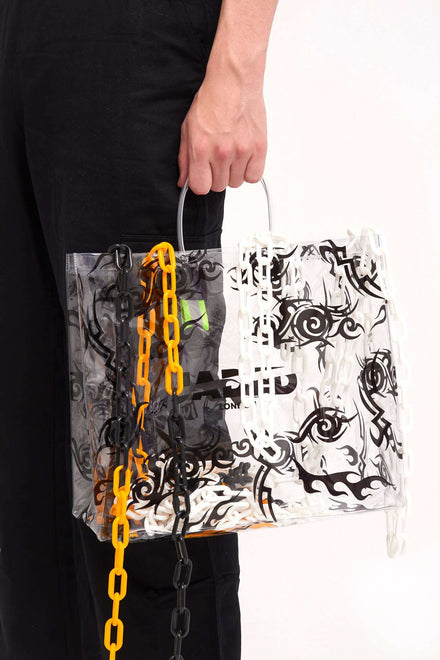 Jaded PU Tribal Print Bag