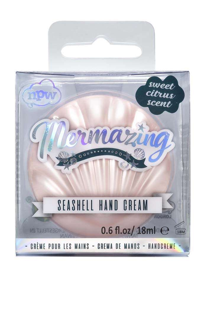 Mermaid Shell Hand Cream