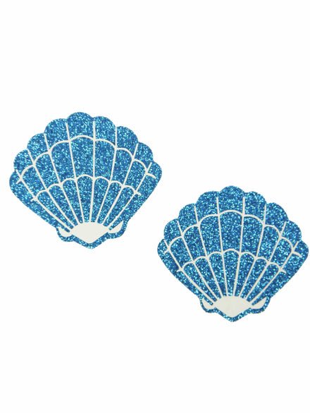 Neva Nude Mermaid Shell Nipple Covers