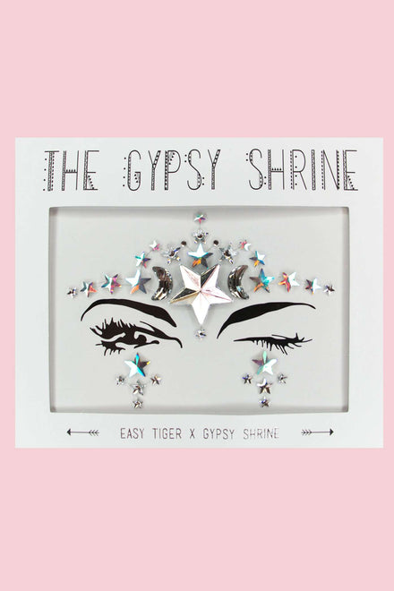 Gypsy Shrine Starry Eyes Face Jewel