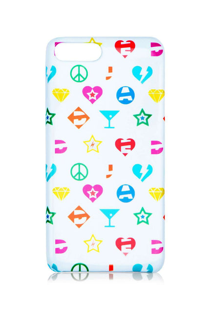 90'S Symbol Print Iphone 7 PLUS Case