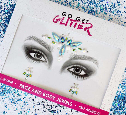 Go Get Glitter Face & Body Gems Under The Sea