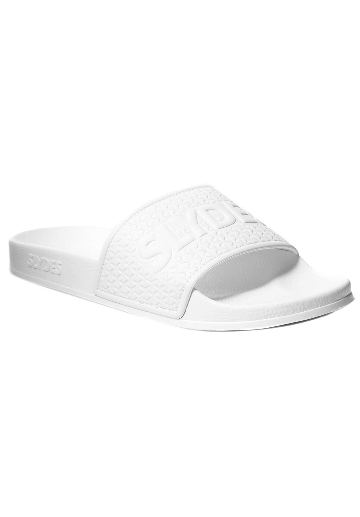 Slydes White Cali Sandals