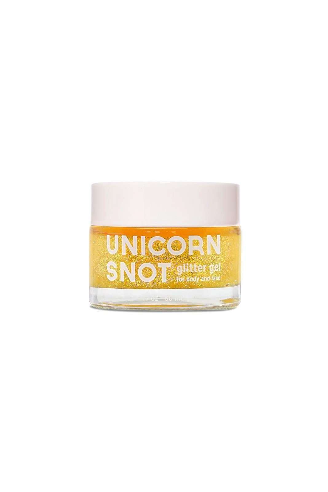 Unicorn Snot Glitter Gel Gold