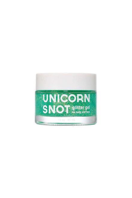 Unicorn Snot Glitter Gel Green