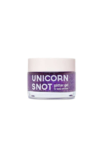 Unicorn Snot Glitter Gel Purple