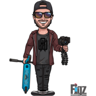 Figz Sticker | Raymond Warner