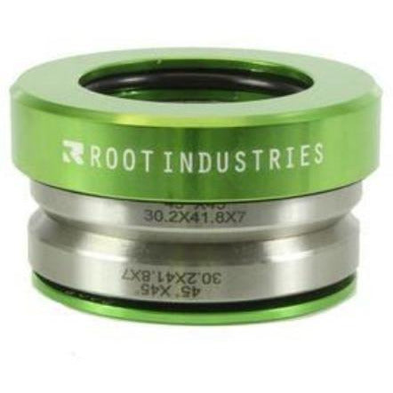 ROOT INDUSTRIES | Headsets | AIR |Integrated | Green