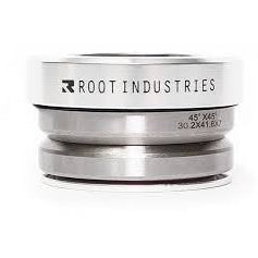 ROOT INDUSTRIES | Headsets | AIR |Integrated | Silver