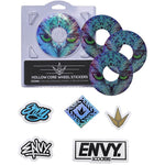 Envy | 120mm Wheel Sticker | Owl