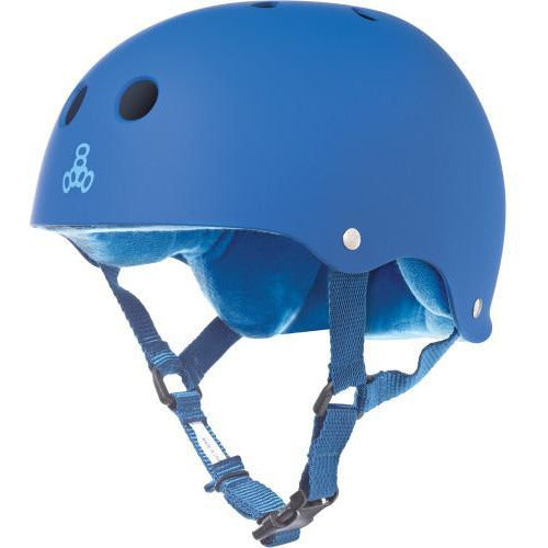 Triple 8 Helmet | M | Royal Rubber