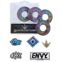 Envy | 110mm Wheel Sticker | Penny