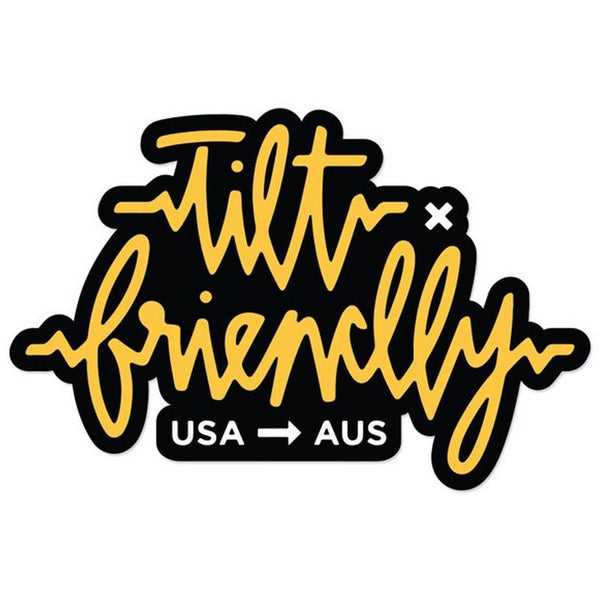 TILT | Stickers | Tilt x Friendly