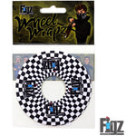 Figz | 110mm Wheel Sticker | Figz Checkers