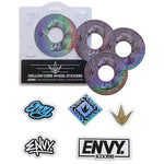 Envy | 120mm Wheel Sticker | Penny