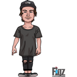 Figz Sticker - Shaun Williams V2