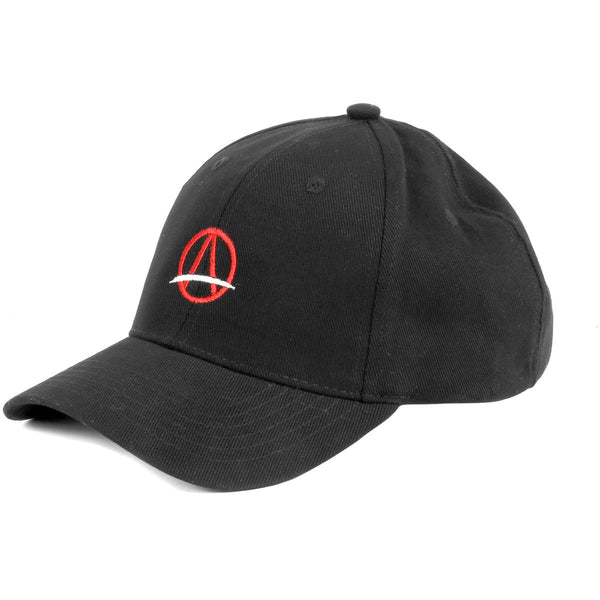 APEX BLACK BASEBALL CAP