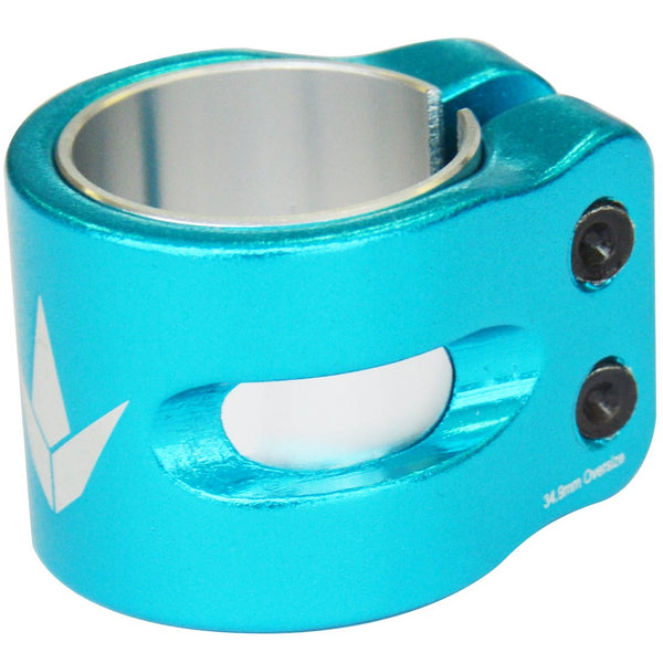 Envy 2 Bolt Clamp O/S V2 Teal with Shim