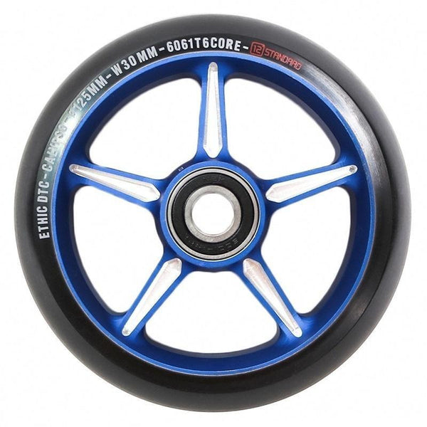 Ethic Calypso Wheel 125mm x 30mm - Blue