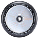 Fasen 120mm Wheel - Dot Chrome / Black PU (Individual)