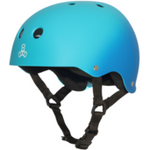 Triple 8 Helmet | M | Blue Fade / Black Liner
