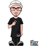 Figz Sticker | Adam Bolton | Limited Edition