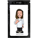 Figz Sticker | Brenton Taylor | Limited Edition