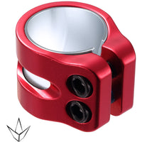 Envy 2 Bolt Clamp O/S V2 Red with Shim