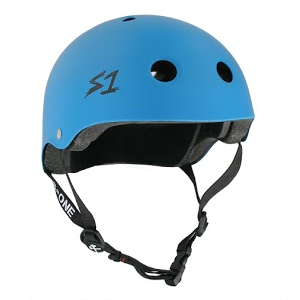 S-ONE HELMET LIFER M CYAN MATTE