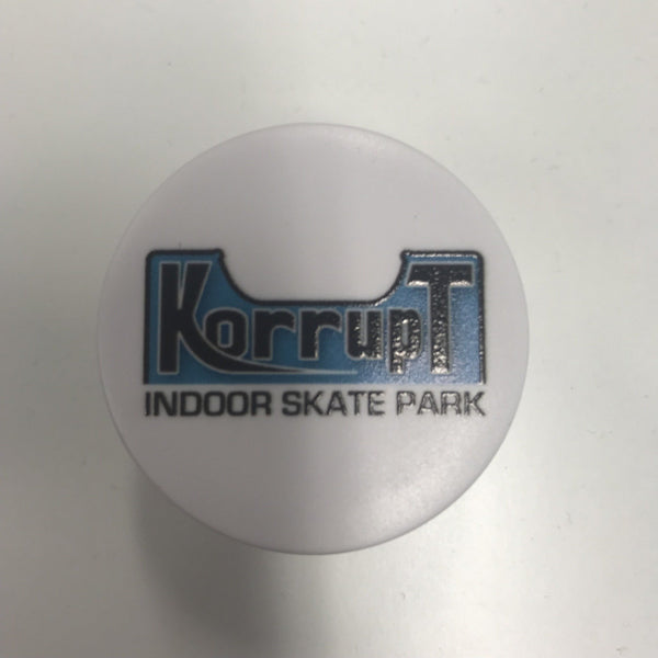 KORRUPT Phone Socket Ramp Logo