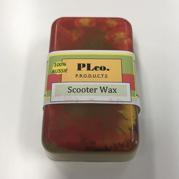 PL Co. Wax | Medium Rectangle