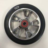 Crisp 125mm wheel - Chrome - Individual