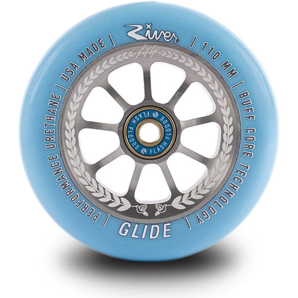 "River Glides | ""Serenity Glides"" Juzzy Carter Sigs 