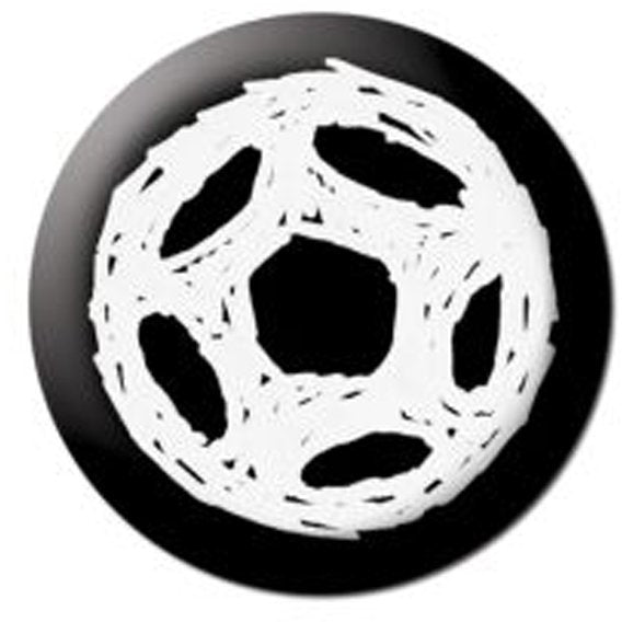 Proto Button - Black/White Logo