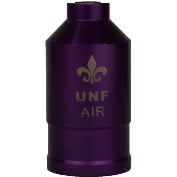 Unfair Chromo Shank Pegs Purple 51mm