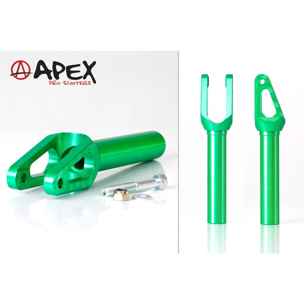 APEX FORK - QUANTUM STD GREEN