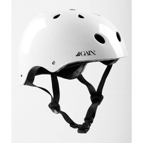 "GAIN ""The Sleeper"" HELMET - S/M - Glossy White"