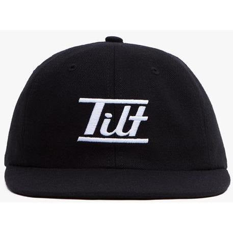 TILT | Hat | Imperial 6 Panel | Black