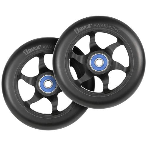 Flavor Awakening 110mm Wheel BLACK on BLACK (Individual)