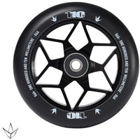 Envy 110mm Wheel Diamond Black/Black