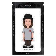 Figz Sticker | Root Industries | Zeidon White
