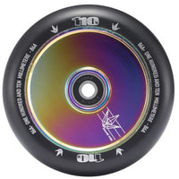 Envy 110mm Wheel Hollow Core Oil Slick (Individual)