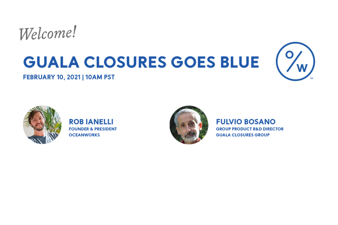 Guala Closures Goes Blue: Learn About Guala Closures' Partnership with Oceanworks