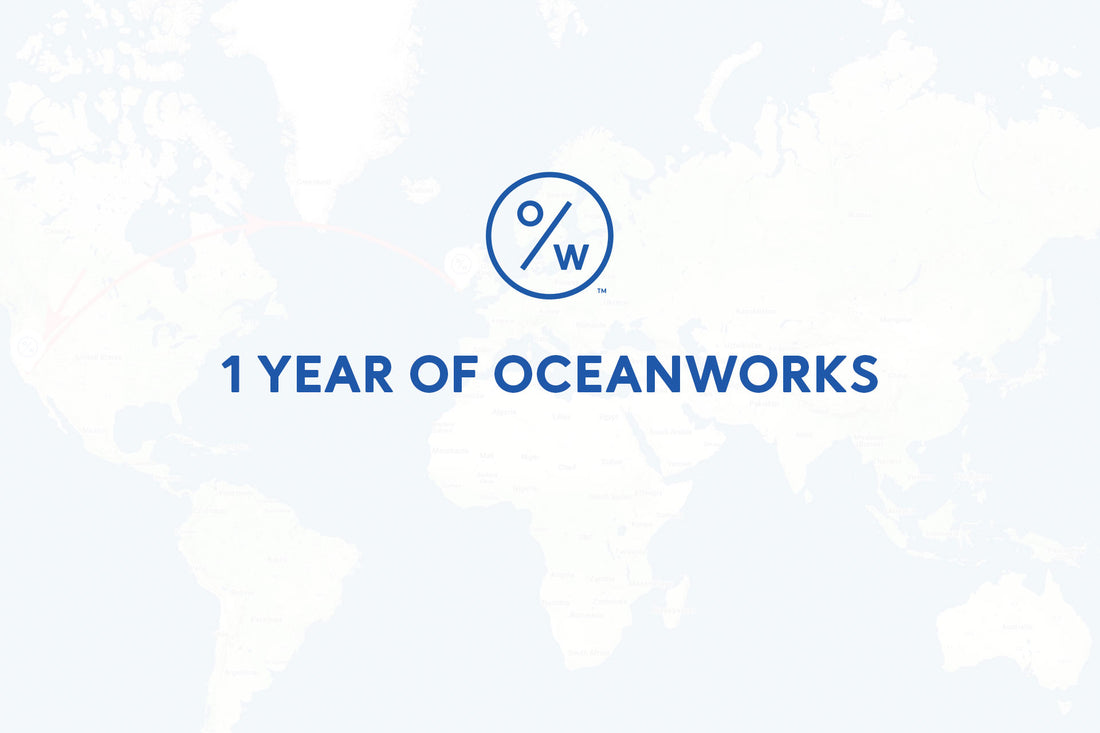 1 Year of Oceanworks