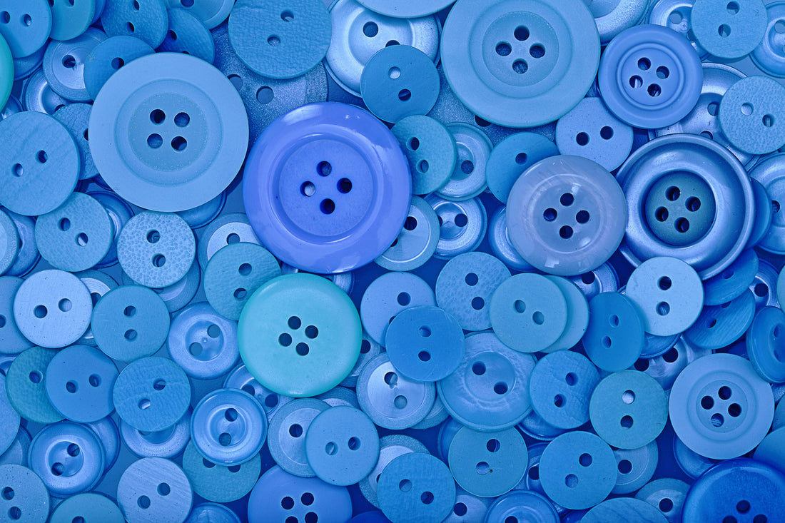 Introducing Ocean Plastic Buttons