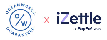 Oceanworks and iZettle by PayPal