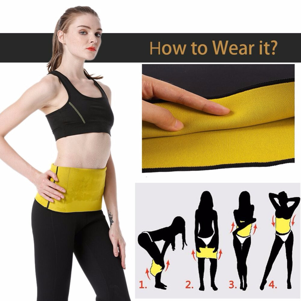 'Body Shapers' Slimming Waist
