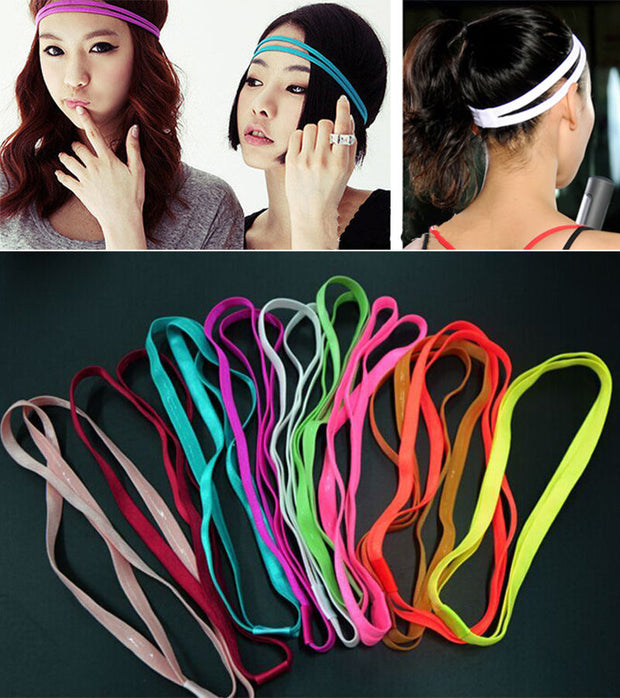 Yoga Anti-Slip Hairbands